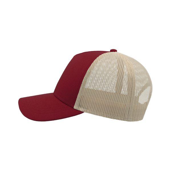 Kokvilnas cepure ar sietiņu
