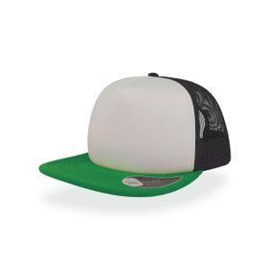 Cepure ar sietiņu un taisnu nadziņu