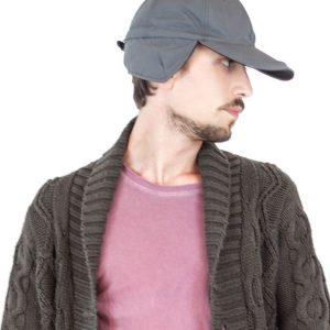 """Neilona cepure ar """"ausīm"""""""