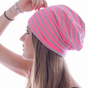 Strīpaina cepure