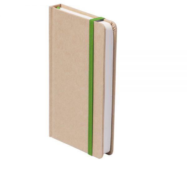 ECO bloknots ar baltām lapām-V2878