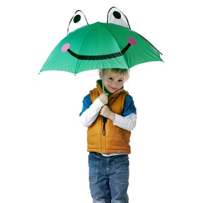"""Bērnu lietussargs """"Vardīte"""""""