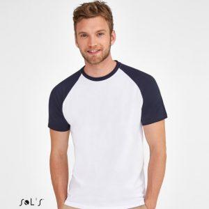 Sieviešu beisbola T-krekls