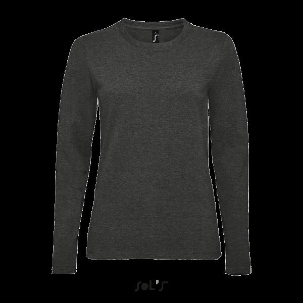 Sieviešu premium garroku T-krekls