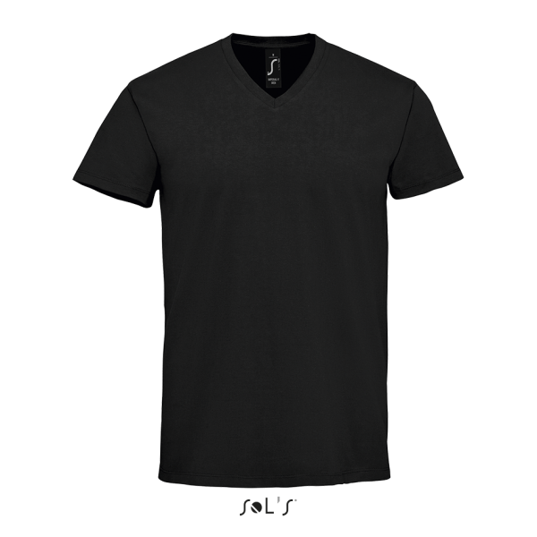 Premium T-krekls V-neck