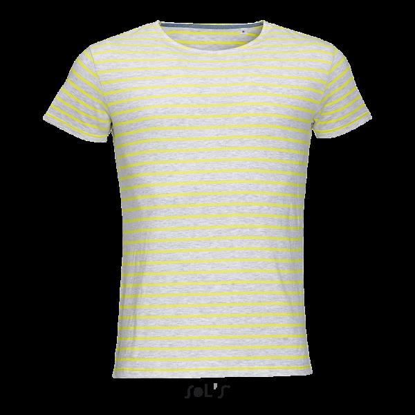 Strīpains vīriešu T-krekls