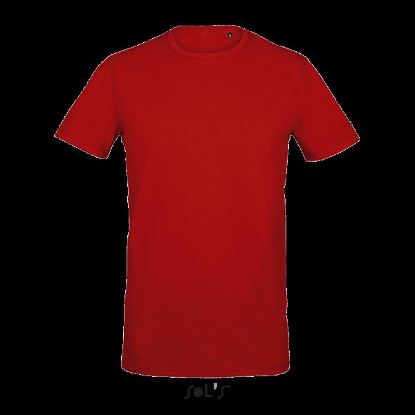 Vīriešu T-krekls ar elastānu