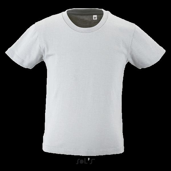 Organiskās kokvilnas bērnu T-krekls