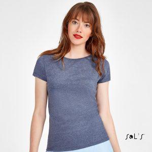 Brīvā laika T-krekls MIXED