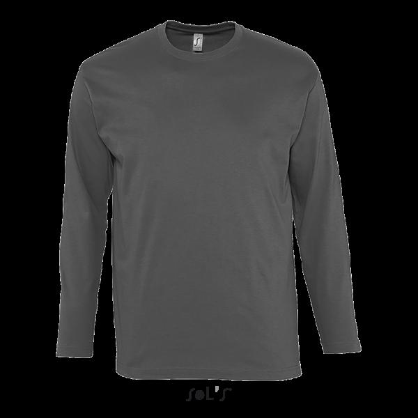 Vīriešu T-krekls ar garām piedurknēm
