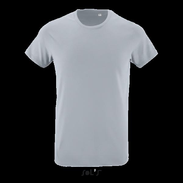 Vidēji biezs T-krekls SLIM-FIT