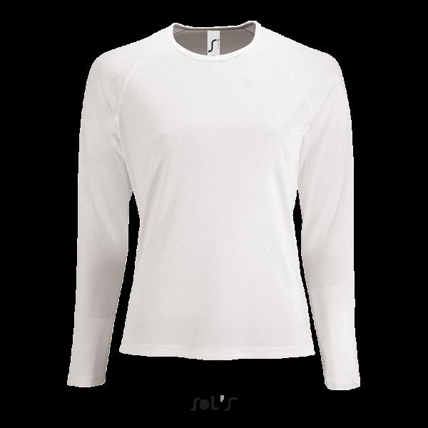 Sieviešu garroku sporta T-krekls