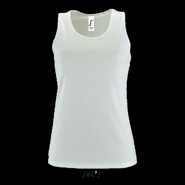 Sieviešu sporta krekls bez piedurknēm