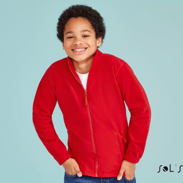 Bērnu flīša jaka