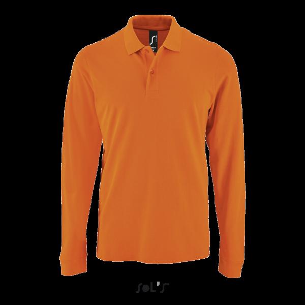 Vīriešu SLIM-FIT garroku polo krekls