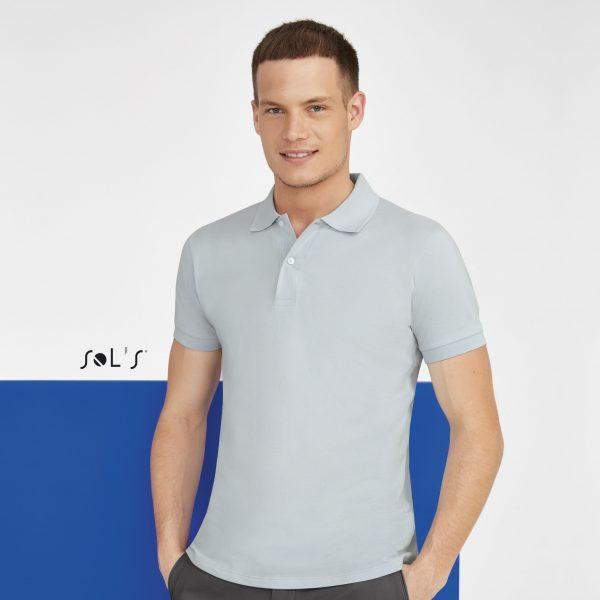 Vīriešu SLIM-FIT polo krekls