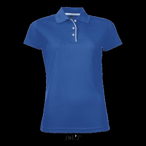 Sieviešu sporta polo krekls