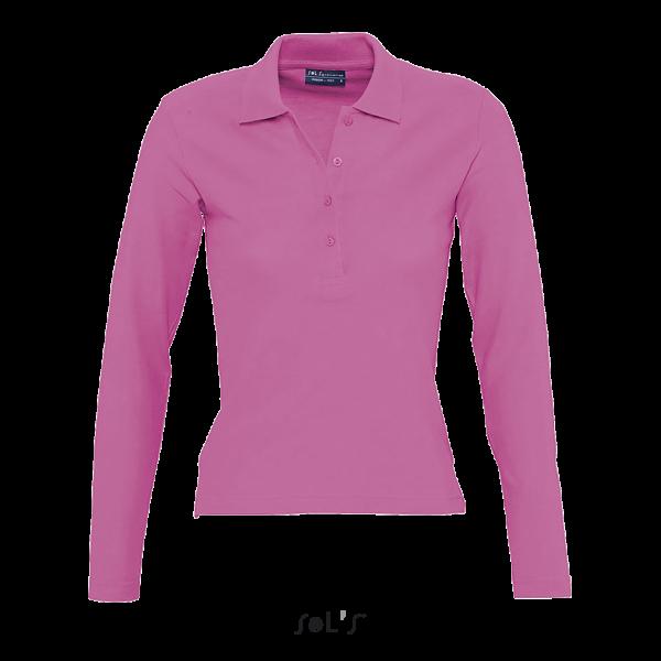 Sieviešu garroku polo krekls