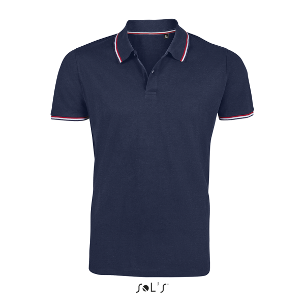 Vīriešu polo krekls PRESTIGE