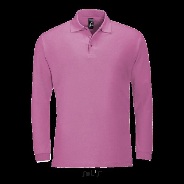 Vīriešu garroku polo krekls