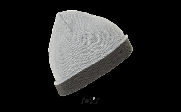 Divpusējā ziemas cepure