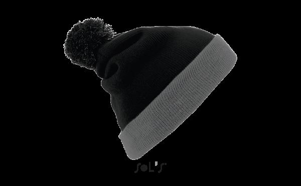 Adīta divkrāsu cepure BREEZE