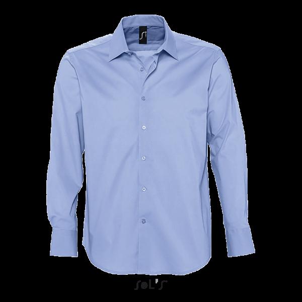 Vīriešu krekls ar elastānu