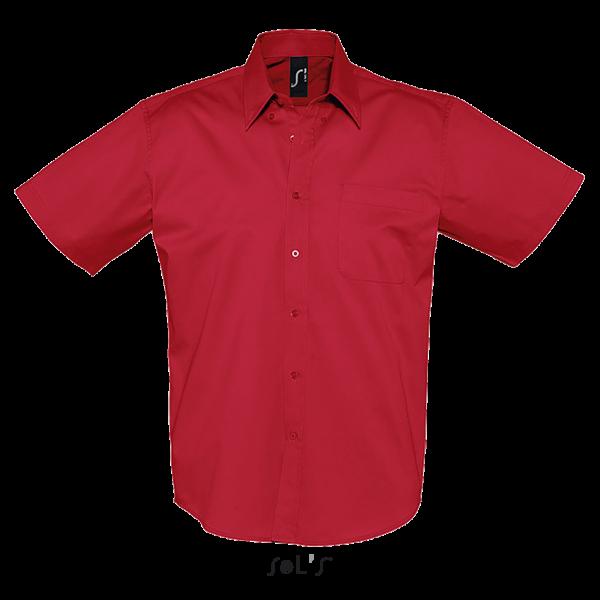 Ikdienas krekls ar īsām piedurknēm