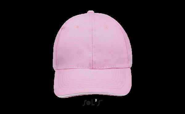 Cepure ar nadziņu BUFFALO