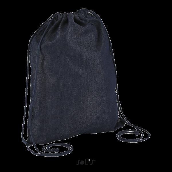 Džinsu sporta maisiņš