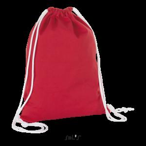 Divkrāsu sporta maisiņš