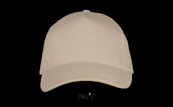 Piecu staru cepure ar metāla aizdari