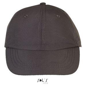 Poliestera sporta cepure