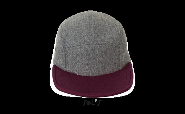 Divkrāsu cepure RAMSEY