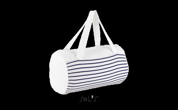 Strīpaina sporta soma