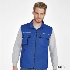 Siltā darba veste
