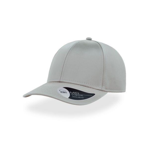 Spīdīga auduma cepure