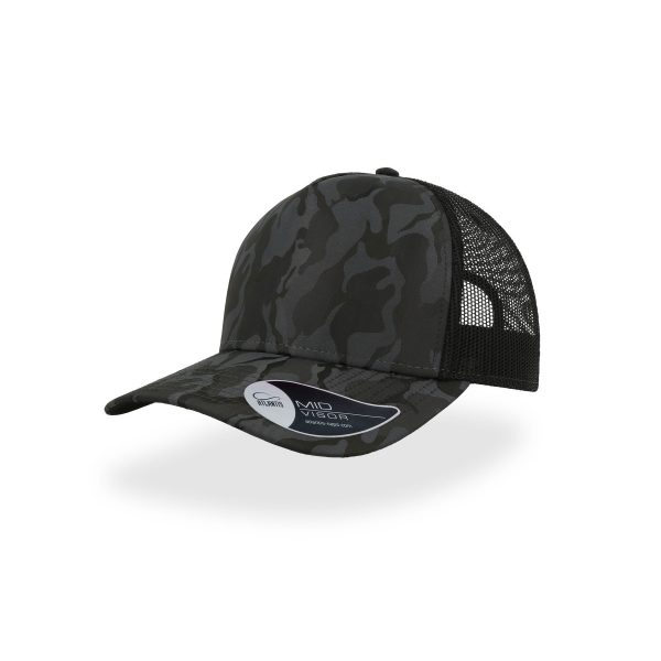 Kamuflāžas cepure ar sietiņu