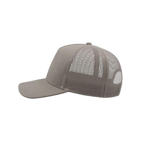 Zamša cepure ar sietiņu