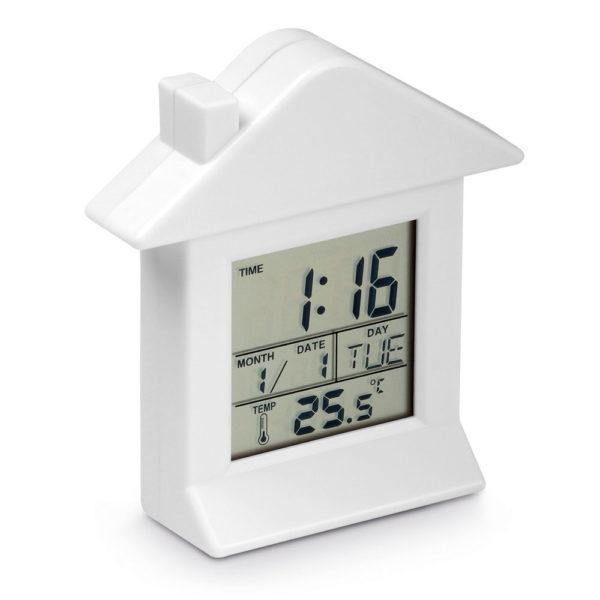 Magnētiskais pulkstenis HOME