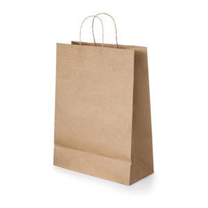 ECO papīra maisiņš 18x24x8 cm