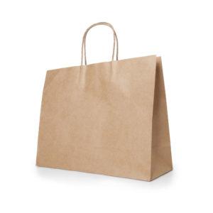 ECO papīra maisiņš 40x34x11 cm