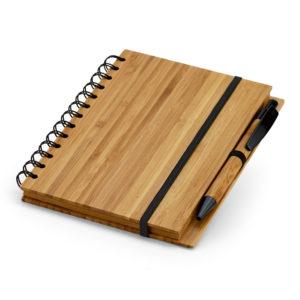 Bambusa kabatas blociņš