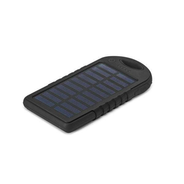 Ārējais lādētājs ar saules bateriju