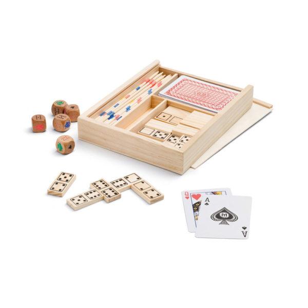 Ģimenes spēļu komplekts HD98001