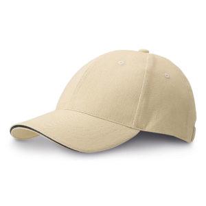 Sešu paneļu cepure HD99412