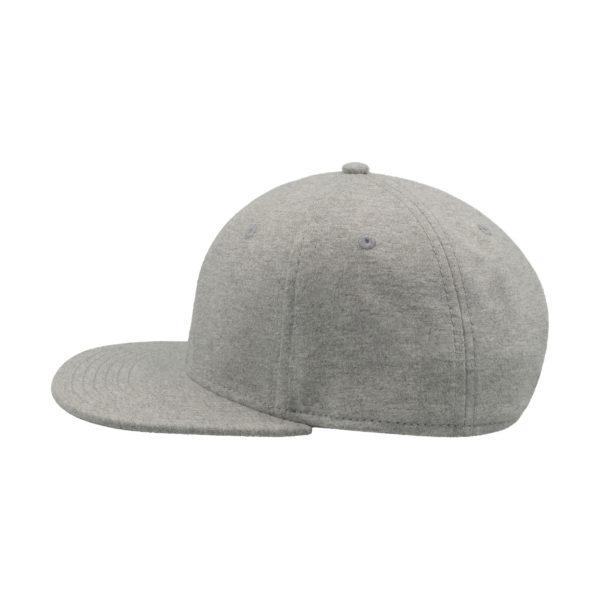 Kokvilnas cepure ar taisnu nagu