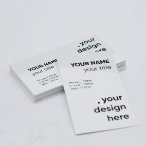 Vienpusējās vizītkartes