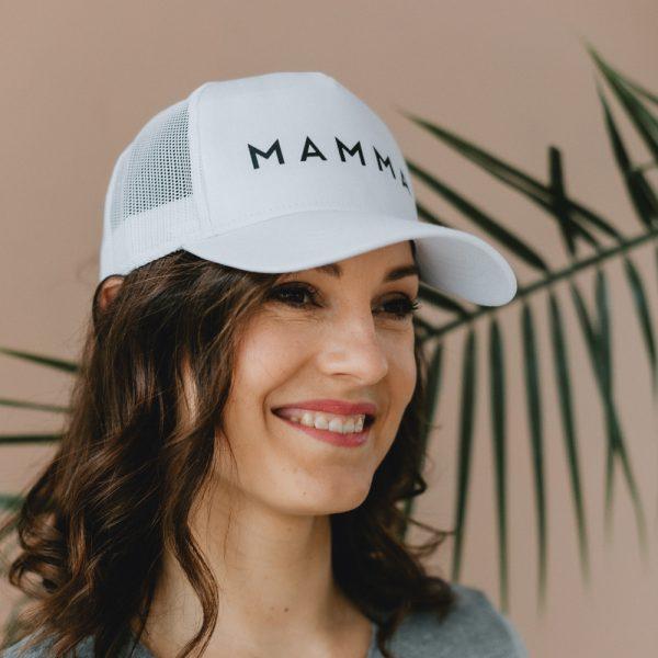 """Cepure ar sietiņu """"Tētis"""""""