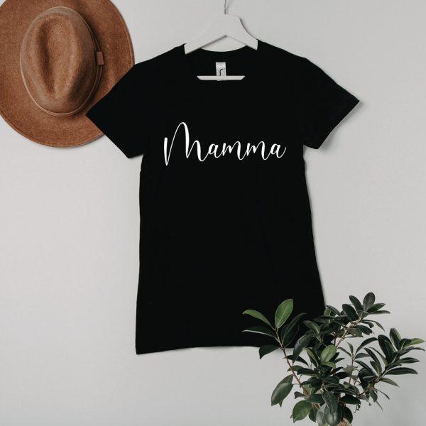 """Sieviešu T-krekls """"Mamma"""""""